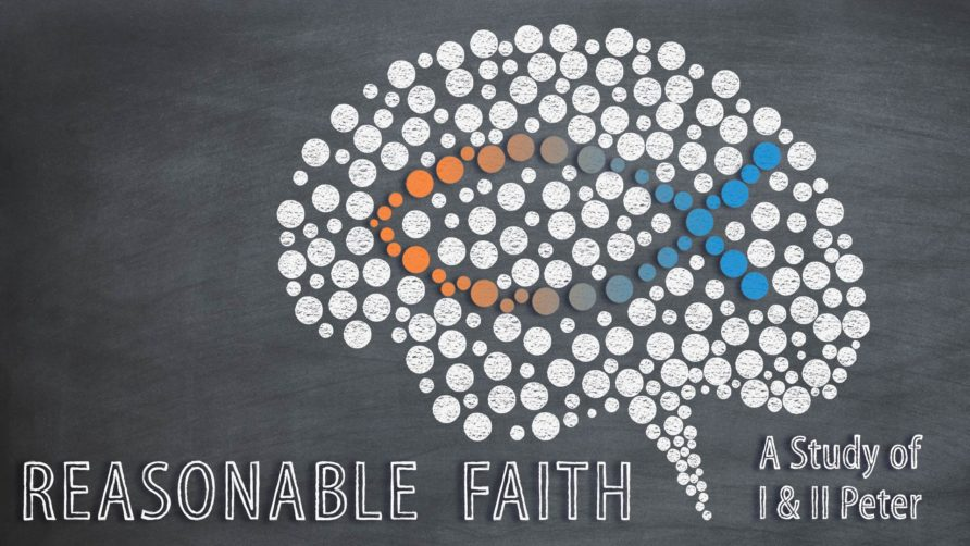 I & 2 Peter: Reasonable Faith