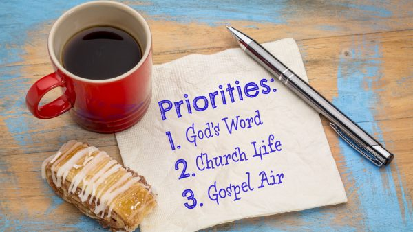 Three Priorities for Church Life in an Antagonistic Age