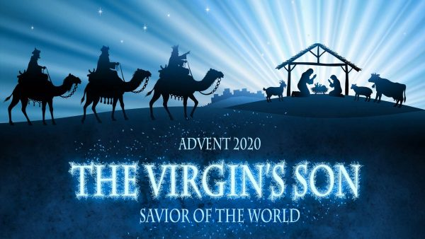 Advent 2020: The Virgin's Son
